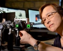 Head of Huddersfield's Future Metrology Hub Professor Dame Xiangqian Jiang