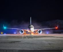 The Airbus A320 could benefit from printed ink electrical circuitry in its cabin