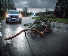 Volvo seeks to prevent collisions beyond the visual horizon