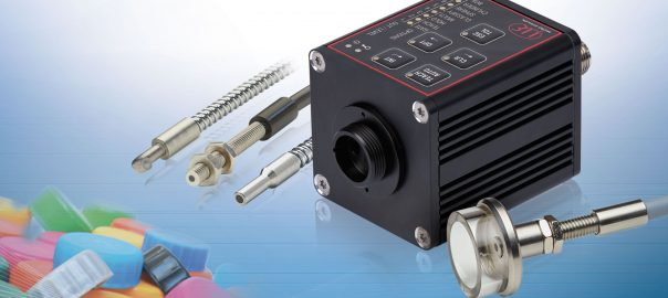Compact colour sensors for industrial applications are able to connect on the IIoT