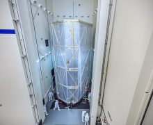 James Webb Space Telescope undergoes environmental testing to simulate the rigours of launch