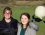 Katie and Jessica Black will see more balloon launches from their farmland in Kentmere – Copyright Concorde Publishing