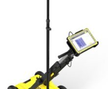 Leica DSX utility detection instrument uses ground penetrating radar (GPR) 2