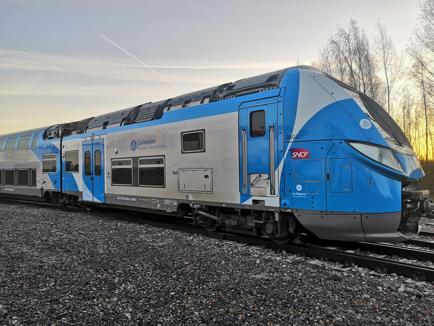 Bombardier to supply the Regio 2N regional train to SNCF