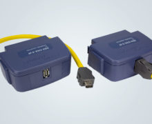Cable adapter provides easy access to industrial cabling systems for test engineers to perform certification