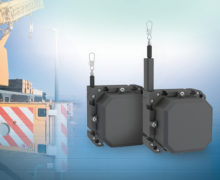 Draw-wire sensors with environmental protection for harsh conditions