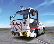 Velodyne lidar sensors assist guidance of TractEasy autonomous electric baggage tractors