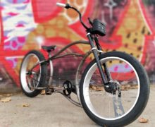 Electric bike conversion kits can be fitted to any type of bicycle