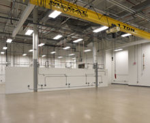 Expanded in-house test facility to support advanced aerospace, defence and marine systems