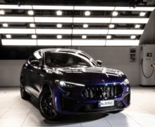 Maserati lifts the veil over its innovation laboratory in Modena