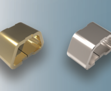 Miniature surface mounted test terminals provide easy oscilloscope probing on PCBs