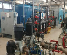 Nordikeau uses Fetch Data Collector DAQ to view real time water treatment data