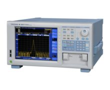 Optical spectrum analysis foe environmental monitoring and healthcare applications