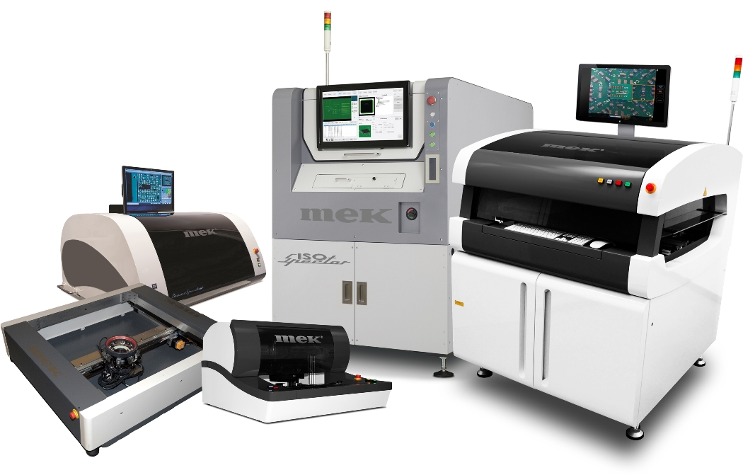 Solder joint system joins line-up of automatic optical inspection systems from MEK