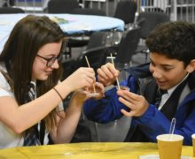 Big Bang Fair gives first hand experience in the challenges of technology
