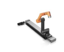 Linear axis actuator enables cobot travel paths of up to 18 metres