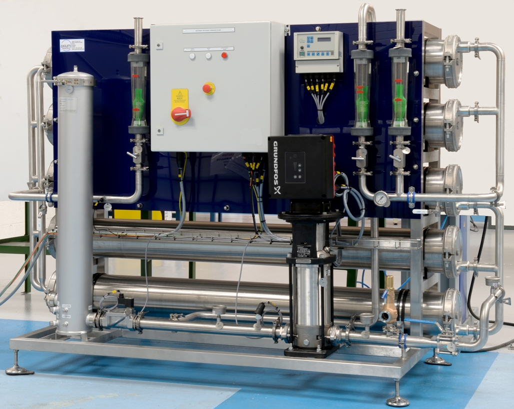 New Packaged Low Conductivity Water System is Good to Go