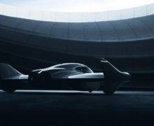 Porsche style could soon take off to provide premium personal air mobility