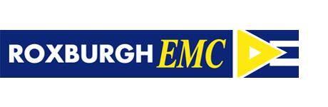 Roxburgh EMC Logo
