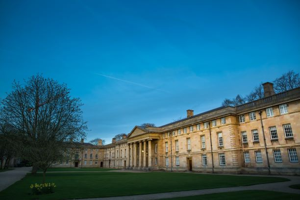 Fatigue 2021 will take place in Downing College Cambridge