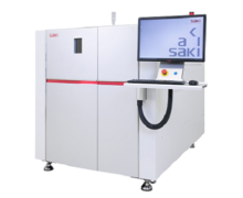AXI 3D automated X-ray inspection system delves deep into the heart of electronic circuit boards