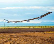 Solar Powered High Altitude Platform system heads stratospheric testing