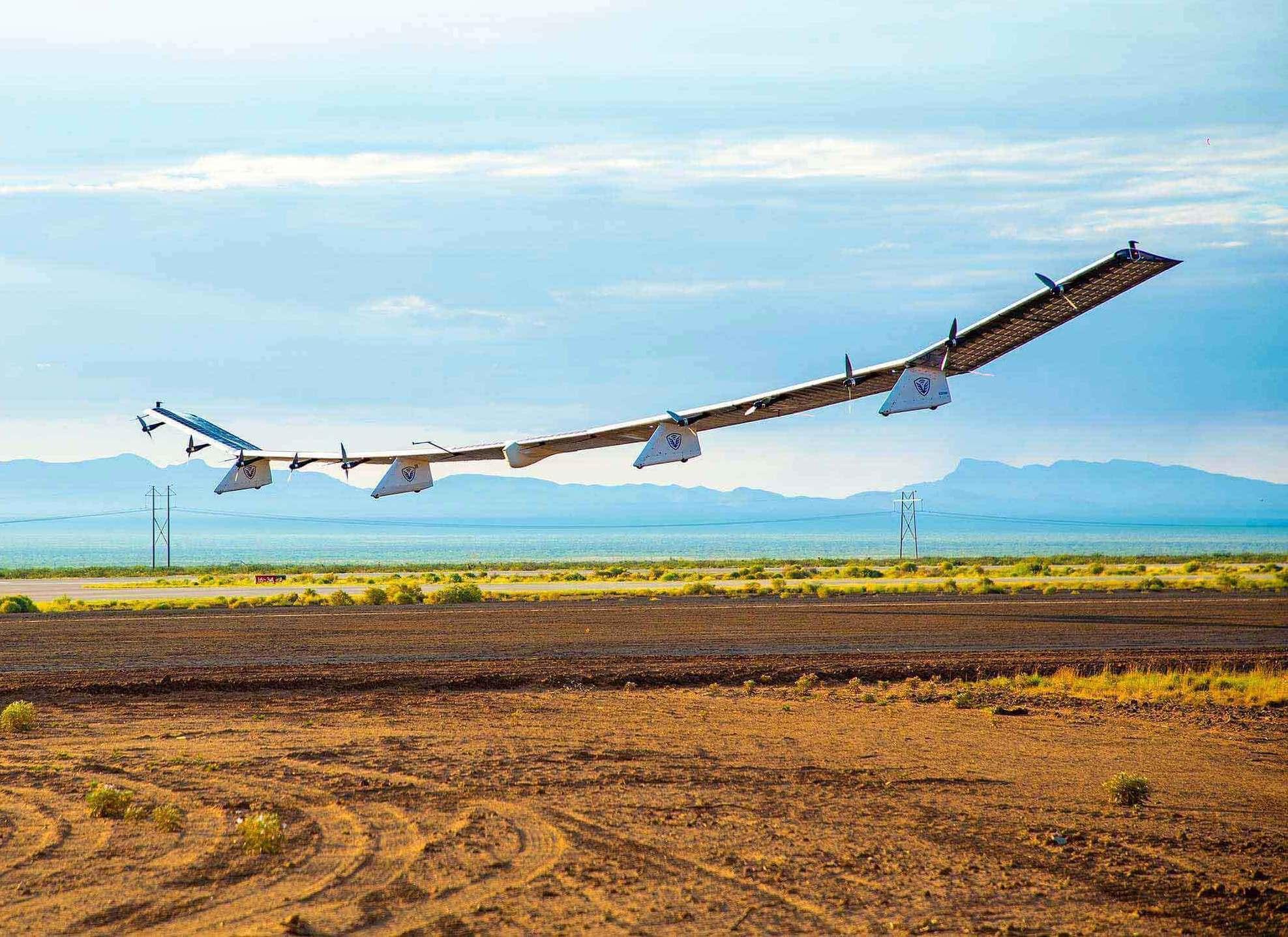 Solar Powered High Altitude Platform system heads stratospheric testing