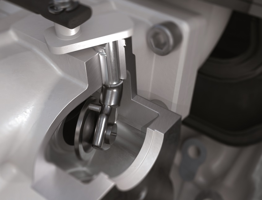 Turbocharger wastegate bushings and EGR valves benefit reduced cobalt content