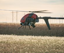 Drones equipped with imaging systems will inspect power transmission grids