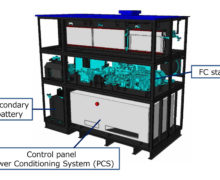 Environmental testing starts on stationary fuel cell generator