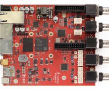 STEMlab provides affordable test instrumentation and DAQ capabilities for a wider audience