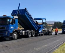 New Zealand test track uses compound asphalt overlays to resist cracking