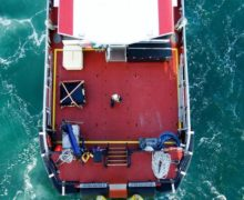 Standardised boat docking design will benefit offshore wind energy safety