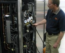 Maintenance service covers environmental test chambers