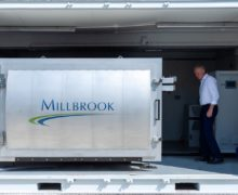 Millbrook altitude test chamber verifies Lithium Ion battery transport safety