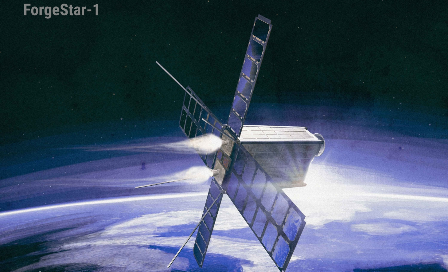 Re-usable satellite can be used for the development of novel materials created in zero gravity