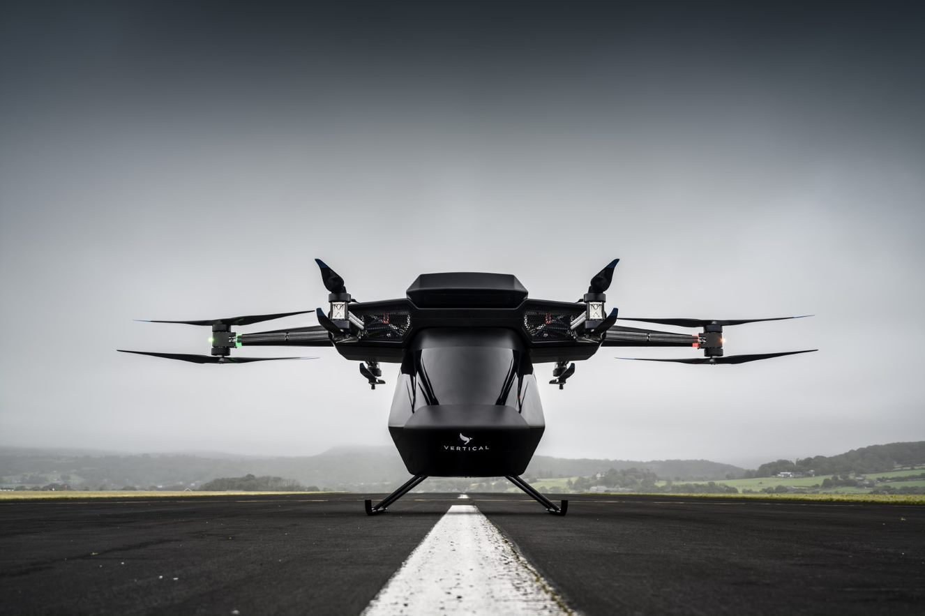 The Seraph eVTOL aircraft has the capacity to carry four passengers on inter-city routes