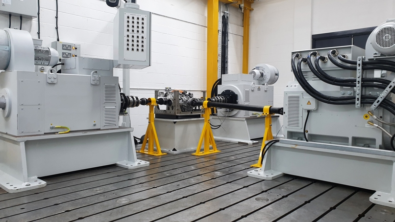 Additional electrified powertrain test facilities bolster industry capacity