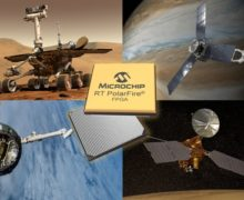 High radiation tolerance of FPGA enables its use in satellite based applications