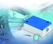 Integrated preamplifier provides cable length flexibility for capacitive sensor