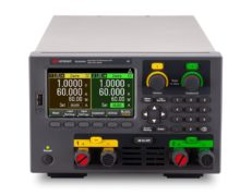 Keysight EL30000 Series bench DC electronic loads with built in data logger
