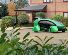 The Kar-Go pod is bringing autonomy to the streets of suburban Surrey
