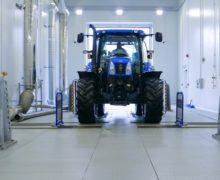 Millbrook VTEC 2 facility has a large climatic chamber and 4WD chassis dynamometer