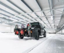 Extreme environmental testing at UTAC CERAM Millbrook Test World facility in Finland