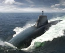 The Dreadnought submarine will use aviation developed fly-by-wire control systems