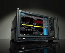 The Keysight N9042B UXA X-Series signal analyser provides wide analysis bandwidth and deep dynamic range