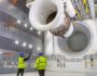 The Testbed 80 facility at Rolls-Royce will test future electric aviation propulsion units