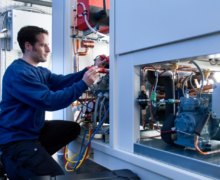 Climatic chamber servicing includes standard chamber maintenance as well as specific bespoke requirements