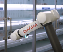 Cobots are being used to test fridge efficiency in supermarkets with repeated openings