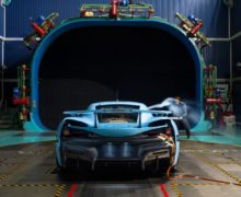 Rimac improves efficiency by more than a third with aerodynamic testing of the C_Two supercar